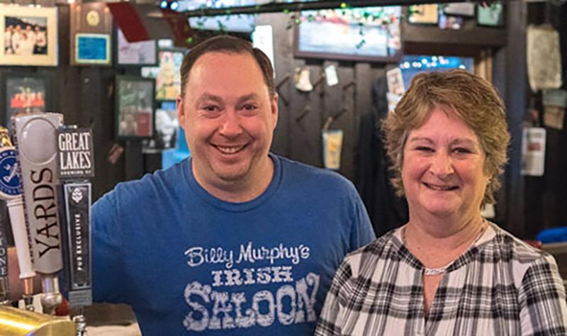 Murph and Mom