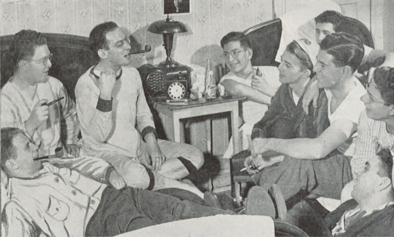 1946 Yearbook Pi Lambda Phi