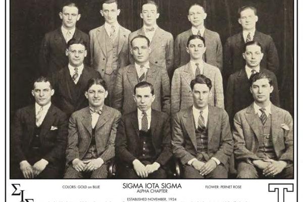 Sigma Iota Sigma