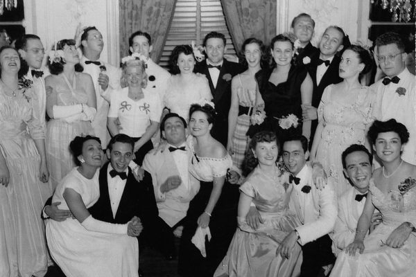 1943 formal