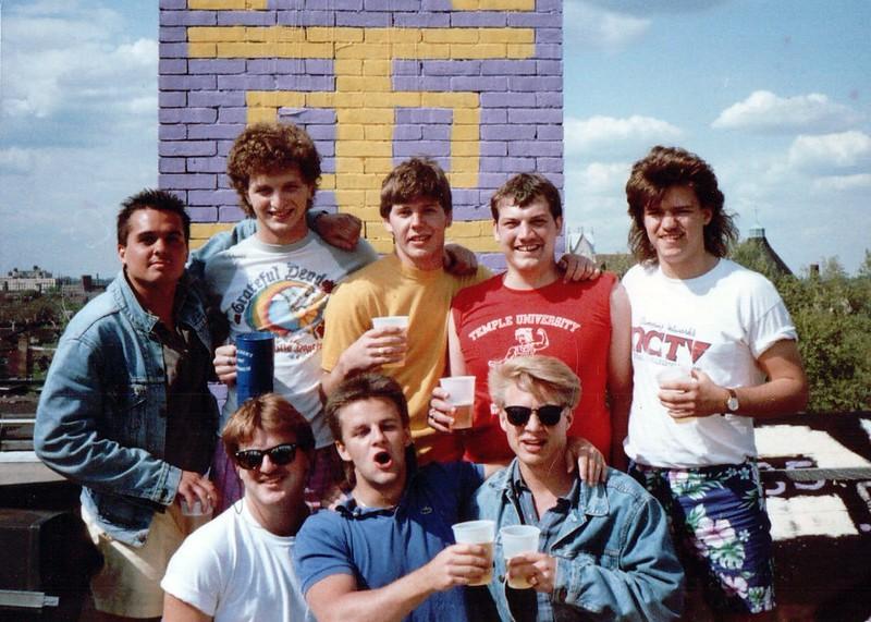 Tar beach 1986