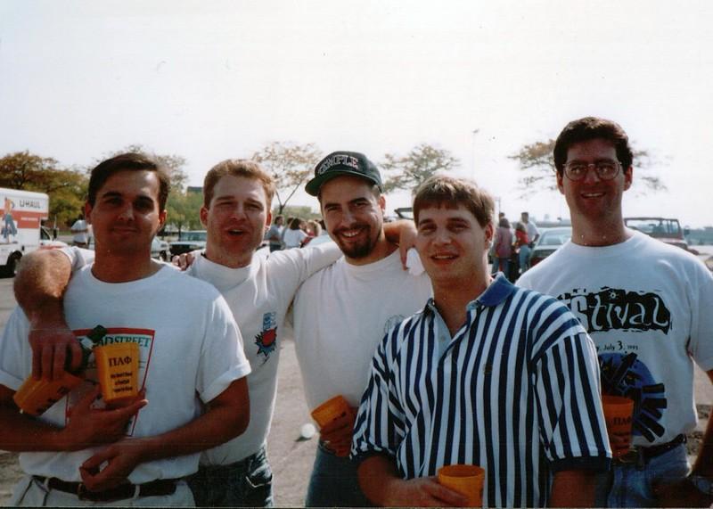 Tailgating 1993 – Temple Football still sucks