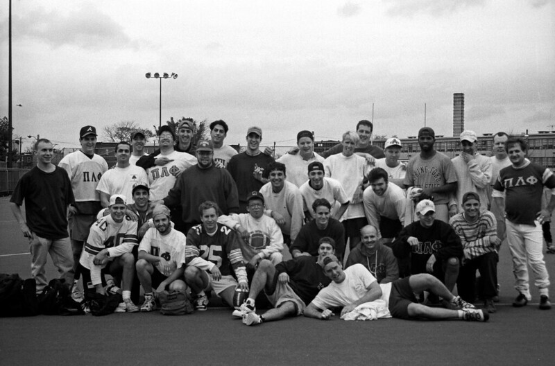 Gentlemen's Lust for Blood Fall Football Classic