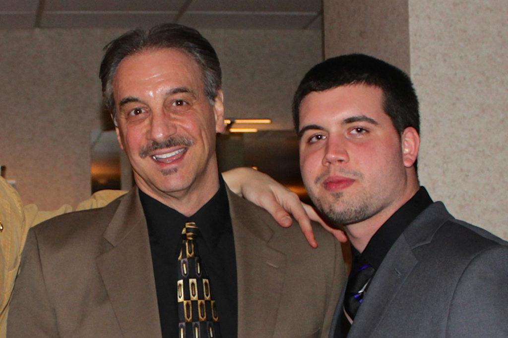 Tom Caridi and Dan Walus - Kovner 2014