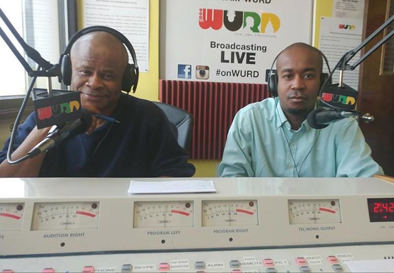 Dooby on the radio