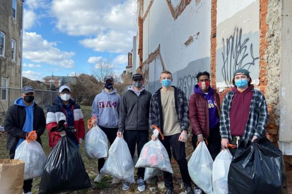 MLK Day Block Cleanup